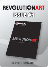 Download Revolutionart International Magazine Issue # 1  - FREE!
