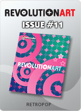 Download REVOLUTIONART international magazine - Issue 11 : Retropop