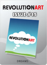 Download REVOLUTIONART international magazine - Issue 15 : Dreams
