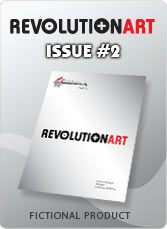 Download Revolutionart Issue #2 - MY FICTIONAL PRODUCT