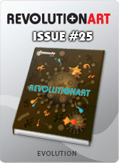 Download REVOLUTIONART international magazine - Issue 25 EVOLUTION