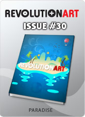 Download REVOLUTIONART international magazine - Issue 30 - Paradise