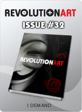 Download REVOLUTIONART international magazine - Issue 32 - I DEMAND