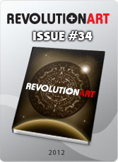 Download REVOLUTIONART international magazine - Issue 34 - 2012