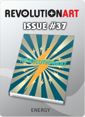 Download REVOLUTIONART international magazine - Issue 37 - Energy