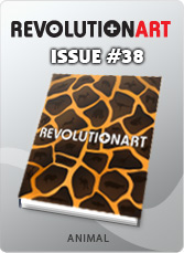 Download REVOLUTIONART international magazine - Issue 38 - Animal