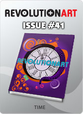 Download REVOLUTIONART international magazine - Issue 41 - Time