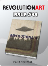 Download REVOLUTIONART international magazine - Issue 44 - Paranormal