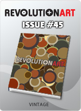 Download REVOLUTIONART international magazine - Issue 45 - Vintage