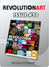 Download REVOLUTIONART international magazine - Issue 50 - Revolutionart annyversary edition
