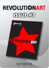 Download REVOLUTIONART international magazine - Issue 7 : SuperStar !