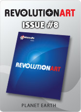 Download REVOLUTIONART international magazine - Issue 8 : Planet Earth