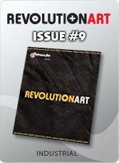 Download REVOLUTIONART international magazine - Issue 9 : Industrial